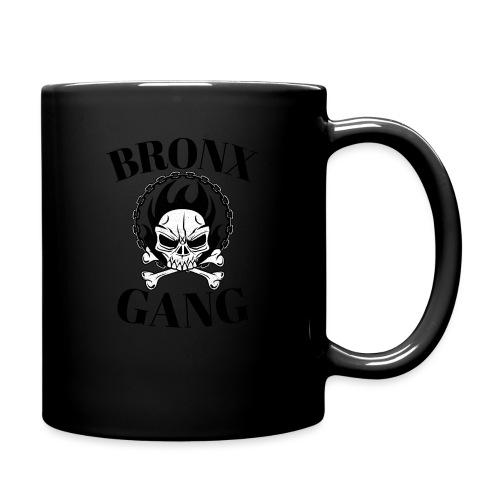 bronx gang skull flamme - Mug uni