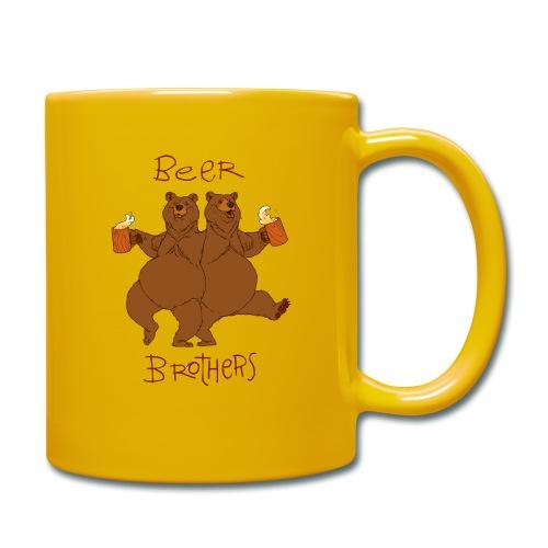 BEER BROTHERS - Kubek jednokolorowy
