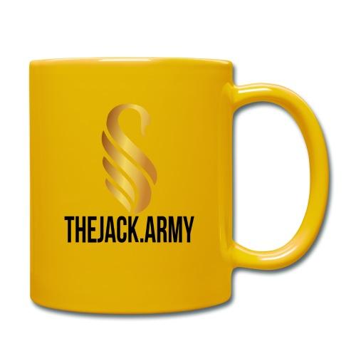 TJA Gold Swan - Full Colour Mug
