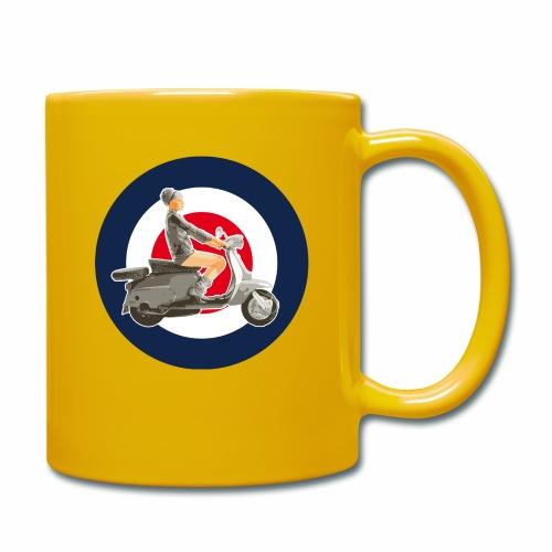 Scooter girl - Mug uni