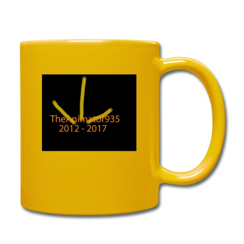 TheAnimator935 Logo - Full Colour Mug