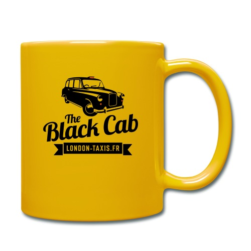 The Black Cab - Mug uni