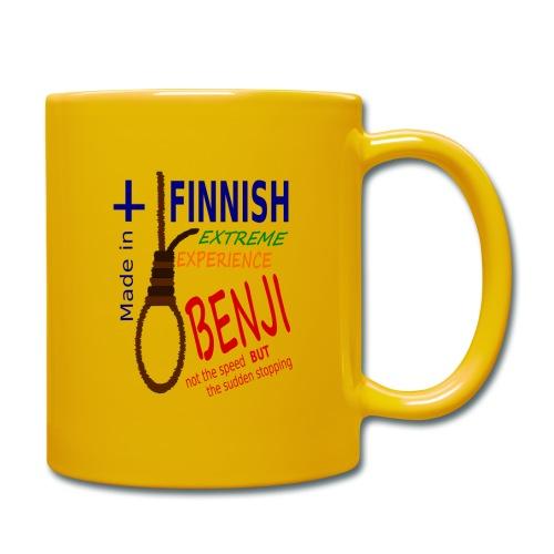 FINNISH-BENJI - Full Colour Mug
