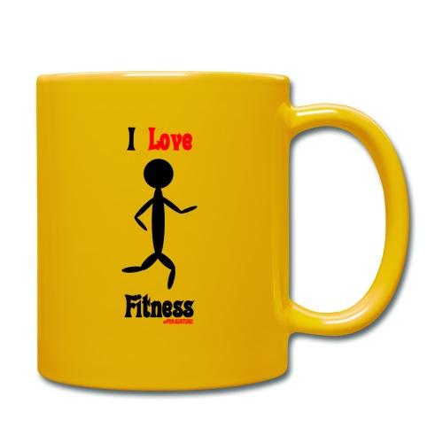 Fitness #FRASIMTIME - Tazza monocolore