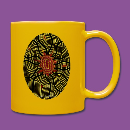 Aura 11 - Tasse einfarbig