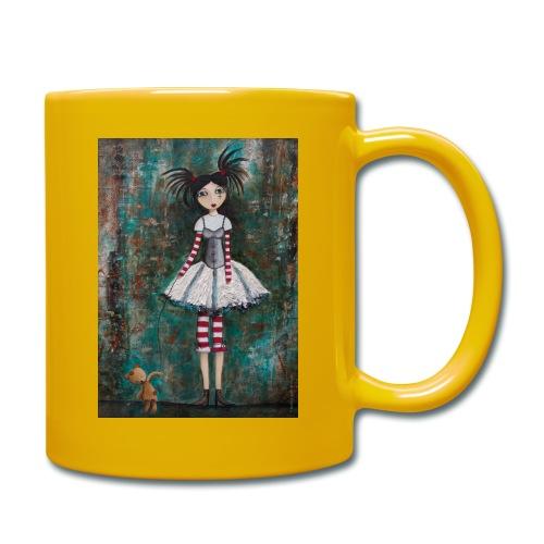 prinsess goth - Mug uni