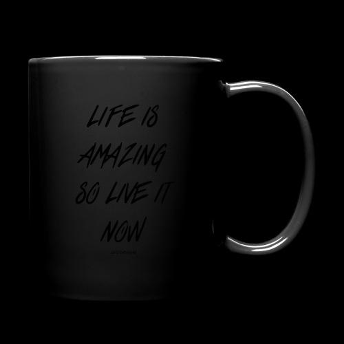 Life is amazing Samsung Case - Full Colour Mug