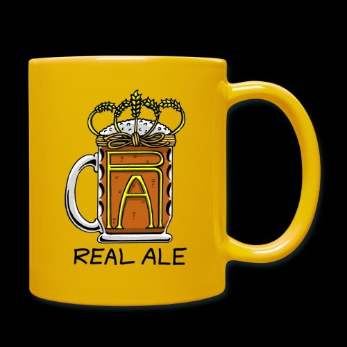 Real Ale - Full Colour Mug