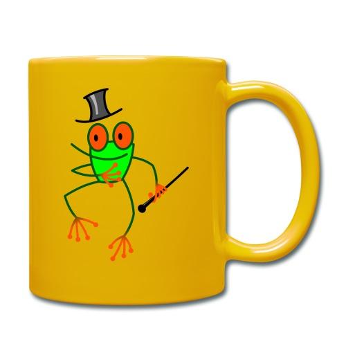 Dancing Frog - Full Colour Mug