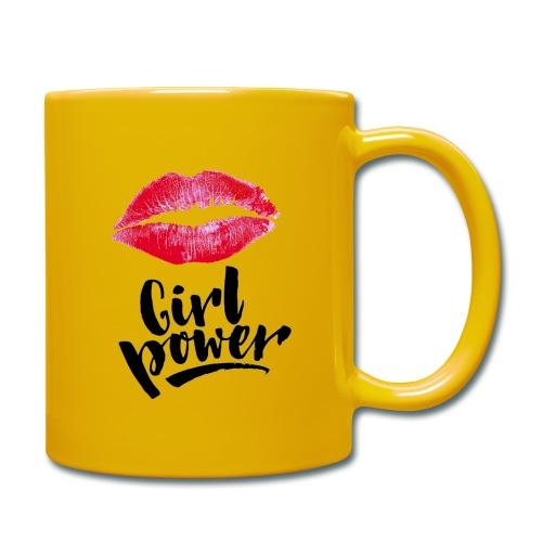 Girl Power - Mug uni