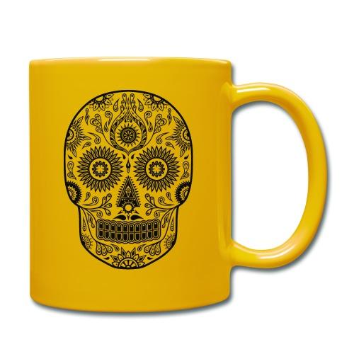 Fantasy Skull - Tasse einfarbig