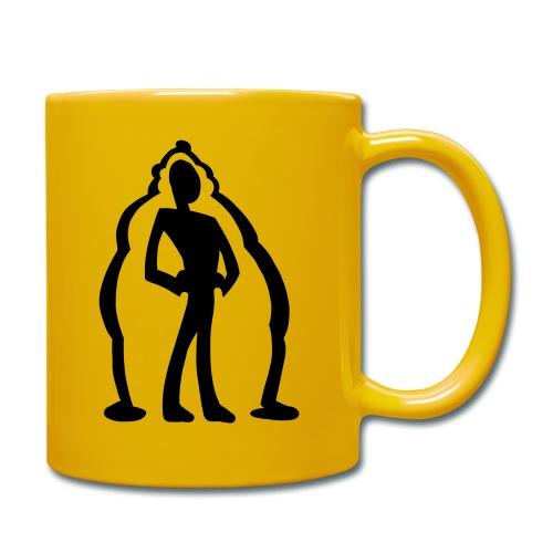 logo2 - Enfärgad mugg