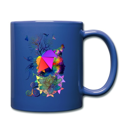 Lady Colors by T-shirt chic et choc - Mug uni