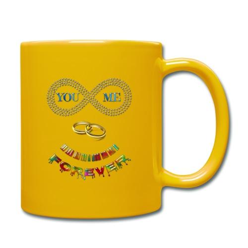 You and me Forever - Mug uni