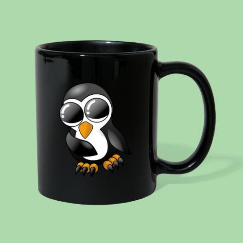 Pengu der keine Pinguin - Tasse einfarbig