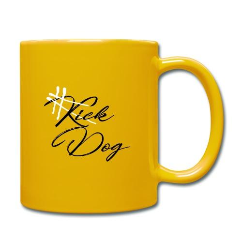 #KickDog Tee - Full Colour Mug