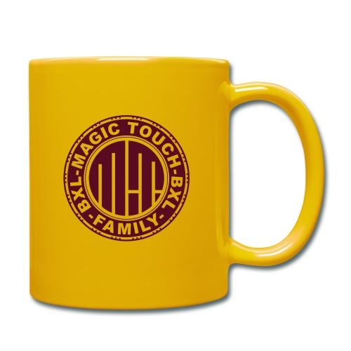magic touch circle2 - Full Colour Mug