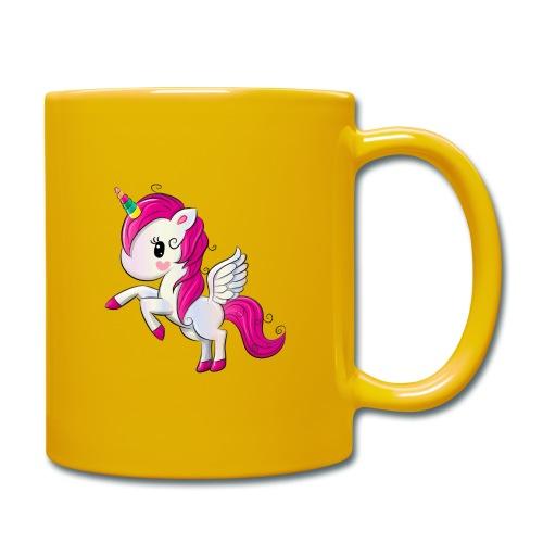 Unicorn minipony collection! - Tazza monocolore