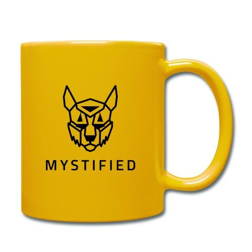 Mystified logo - Mok uni