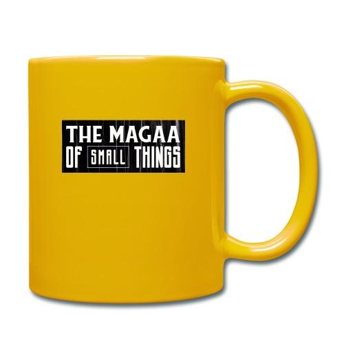 The magaa of small things - Full Colour Mug