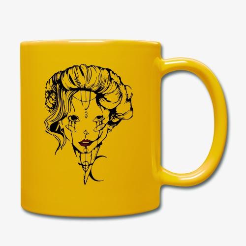 Tendresse maléfique - Mug uni