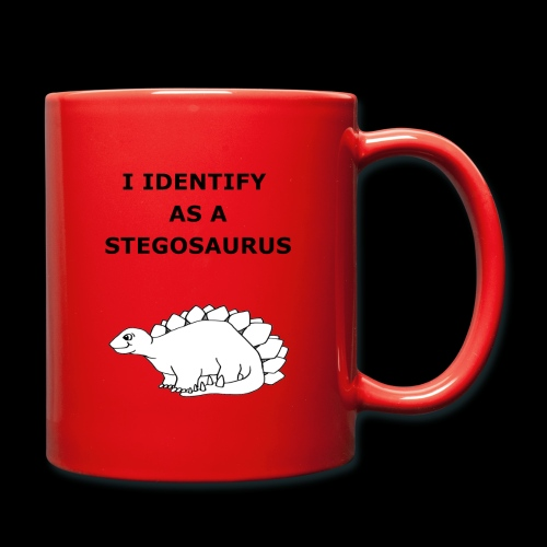 Stegosaurus - Full Colour Mug