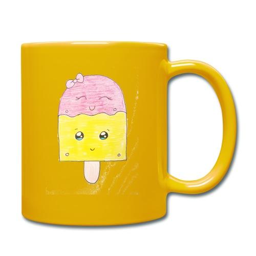 Kids for Kids: Icecream - Tasse einfarbig