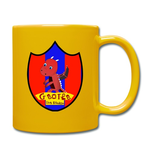 George The Dragon - Full Colour Mug