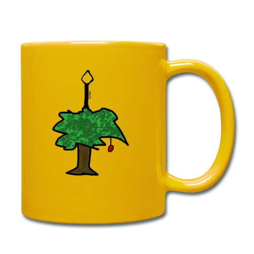 TREE OF FRUIT - Tasse einfarbig
