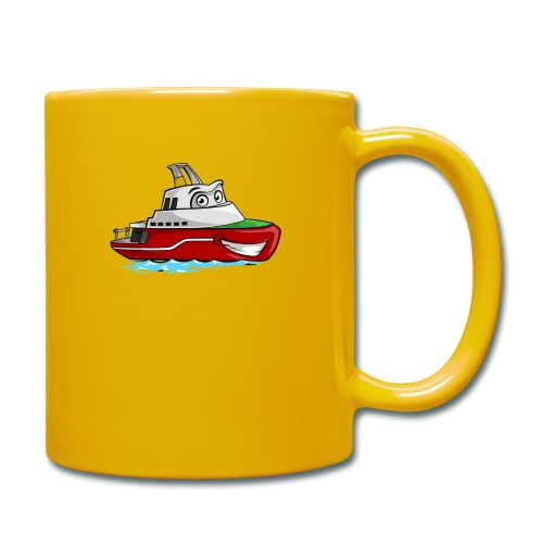 Boaty McBoatface - Full Colour Mug