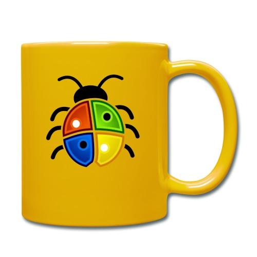 WINDOWS BUG/VIRUS - Tasse einfarbig