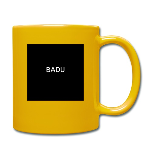 BADU - Tazza monocolore
