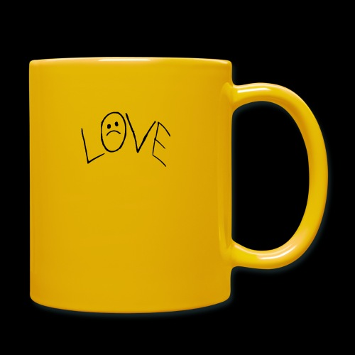 LOVE - Taza de un color