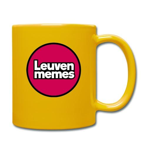 Logo LeuvenMemes - Mug uni