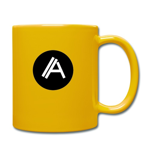 Logo Andyboy - Tasse einfarbig