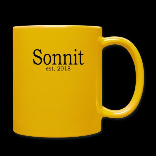 Sonnit est. 2018 - Full Colour Mug