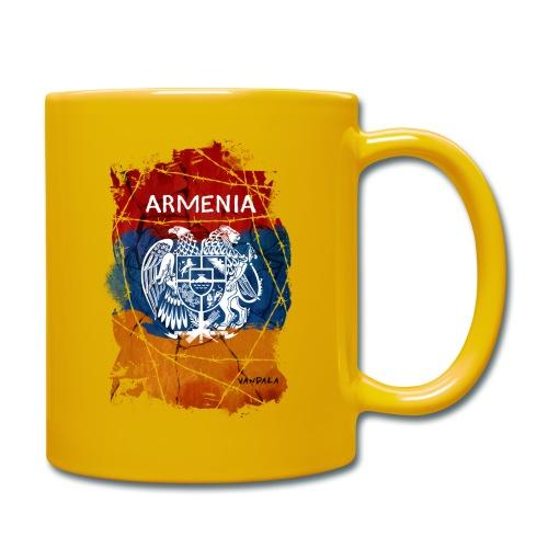 Armenia - Tasse einfarbig