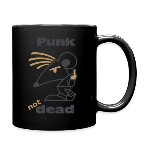 Punk Not Dead Or by Stef - Mug uni