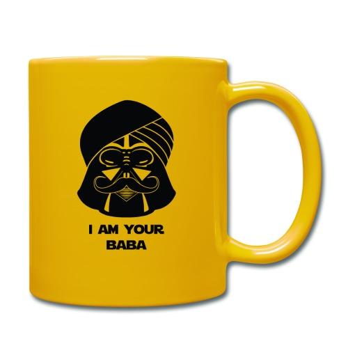 baba_tshirt-01 - Full Colour Mug