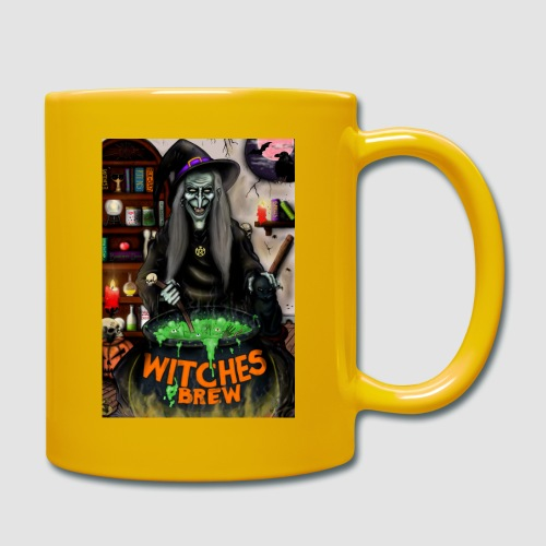 The Witch - Full Colour Mug