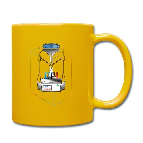 New Logo CPI - Mug uni