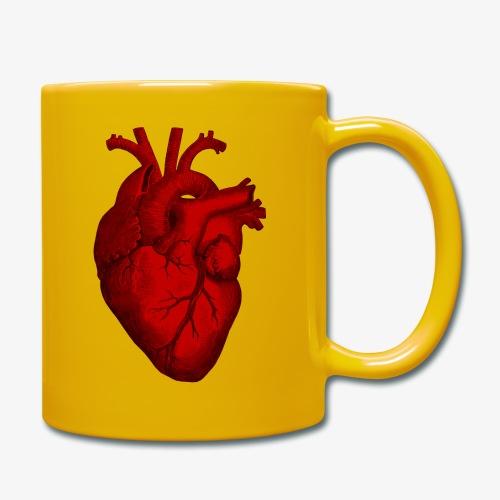Heart - Full Colour Mug