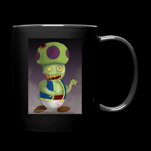 SuperMario: Zombie Toad - Mok uni