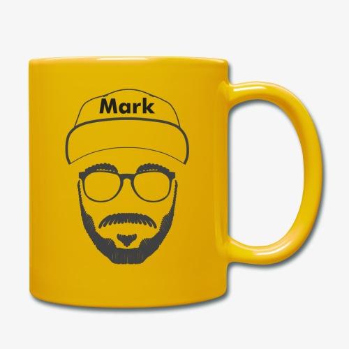 Mark - Nicht Kaddafelt - Tasse einfarbig