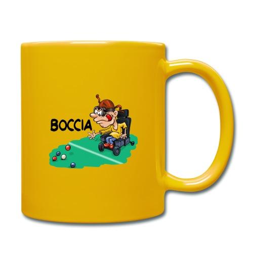 boccia II - Enfärgad mugg