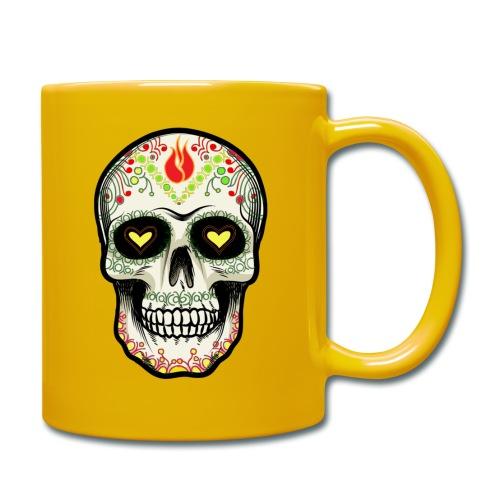 TETE DE MORT 1 - Mug uni