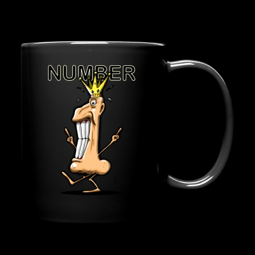 Number One! - Full Colour Mug