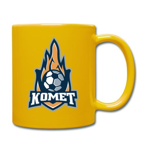 Komet - Tasse einfarbig