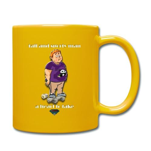 Mutagene sporty man - Mug uni