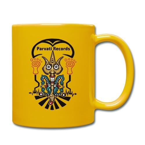 Parvati Records Trishula by Monica Garone - Full Colour Mug